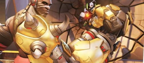 'Overwatch': Doomfist's Golden weapon, special abilities, and gameplay detailed!(AlexACE/YouTube Screenshot)