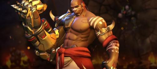 Overwatch's Doomfist - Image YouTube Screencap/Gamespot