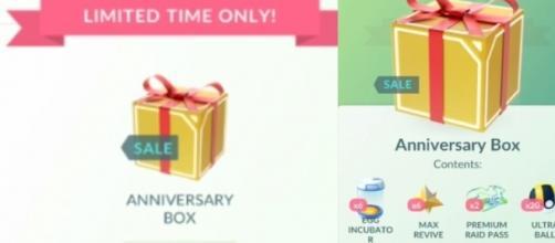 'Pokemon Go' Anniversary Box: is it worth the money?(Corsola Reef/YouTube Screenshot)