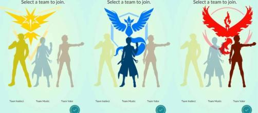'Pokemon Go': Team should you choose in the game pixabay.com