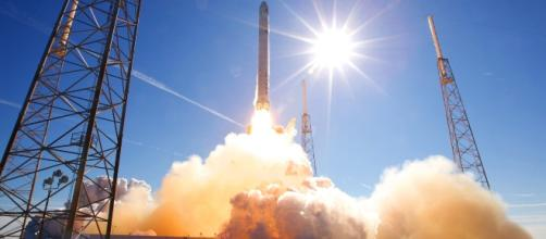 SpaceX completed another amazing feat when they launched three rockets within 12 days. Source: Pixabay