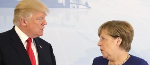 Trump, Merkel talk North Korea ahead of G-20 - washingtonexaminer.com