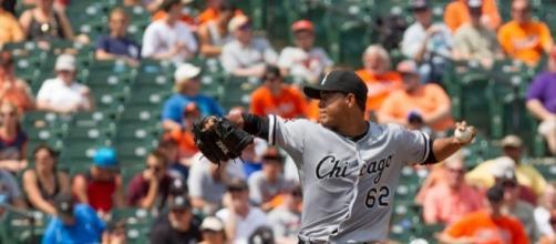 White Sox pitcher, Jose Quintana. - Flickr.com