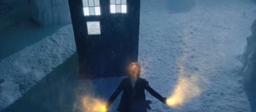 Will The Doctor regenerate into a woman? [Image via Doctor Who official YT channel]