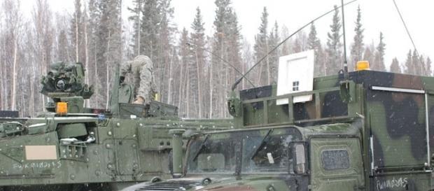 A scene from Fort Greely, Alaska (wikimediacommons)