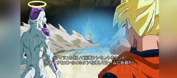 Caulfila podría convertirse en Super Saiyajin Dios Azul.