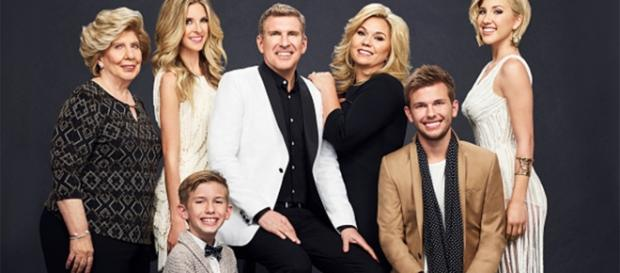 Chrisley Knows Best star Todd Chrisley's son Kyle is sober - USA Network photo