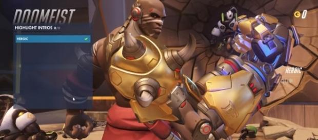 Doomfist finally arrives to shake up the 'Overwatch' battlefield (image source: YouTube)