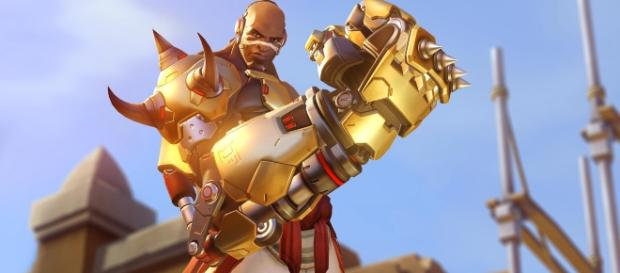 Doomfist from Blizzard's 'Overwatch'. Source: Blizzard Press Kit