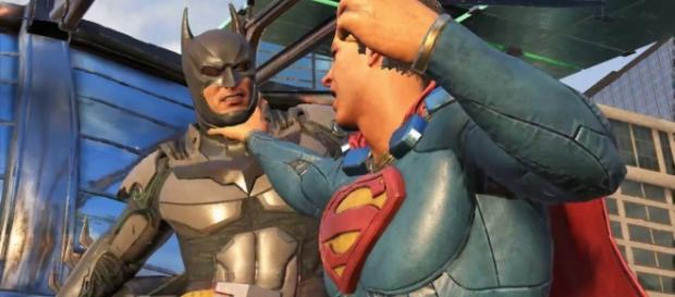 Ed Boon took to Twitter to tease 'Injustice 2' fans of their upcoming appearance at San Diego ComicCon (Injustice/Youtube)