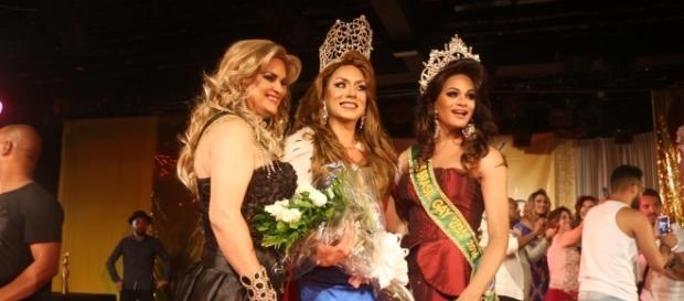 Concurso Miss Bahia Gay (Foto: Arte Trans Bahia)