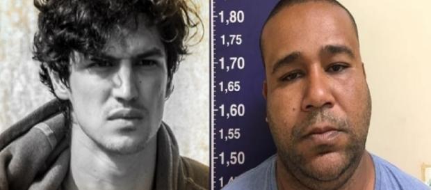 Gravação da Globo termina com um preso após tiros. ( Foto: Reprodução)