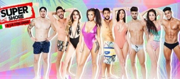 Los integrantes Super Shore temporada 3.