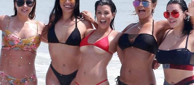 Las Kardashian se apoderan de las redes sociales
