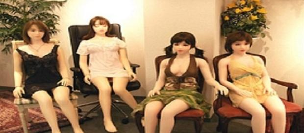 Mechanized sex doll vids free