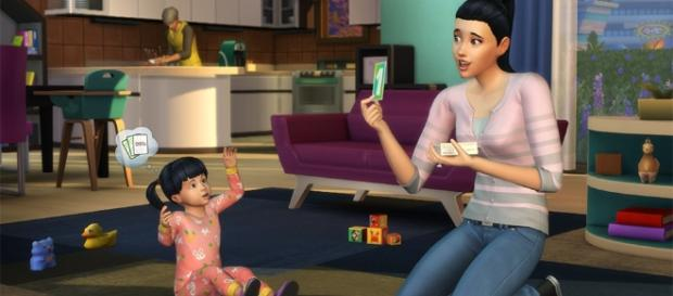 Maxis announces Toddler-themed stuff pack is coming to 'The Sims 4' in late summer.