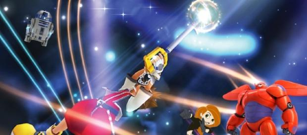 """Square Enix will show off more of """"Kingdom Hearts 3"""" at D23 expo on July 15./Flickr"""