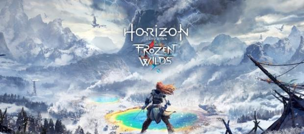 "The first ever DLC of ""Horizon Zero Dawn"" is called ""The Frozen Wilds"" (via YouTube/PlayStation)"