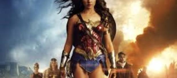"""Wonder Woman"" 2017 therockatbc/Creative Commons"
