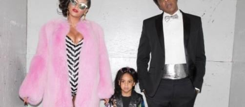Beyonce's kid snatches online attention with her freestyle rap - Photo: Instagram (Beyonce)