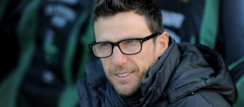 Di Francesco, allenatore della Roma