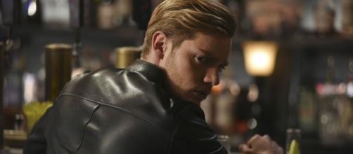 Dominic Sherwood as Jace for 'Shadowhunters'/Photo via 'Shadowhunters'/Freeform