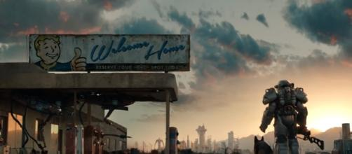 Fallout 4 – The Wanderer Trailer PEGI Green Man Gaming Youtube