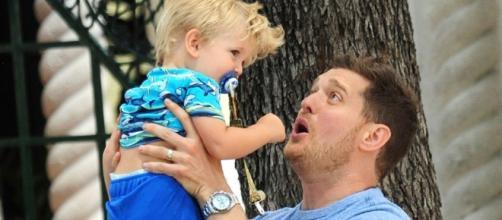 Il figlio di Michael Bublè sconfigge il tumore - fonte: www.superstarz.com