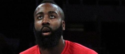 James Harden signed a historic contract extension that will pay him a total of $228 million – Derral Chen via WikiCommons