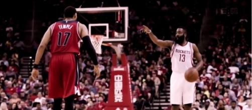 James Harden signs four-year deal with the Houston Rockets Youtube / HoopProds