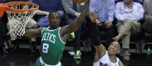 Jeff Green when he played with the Celtics-Flickr