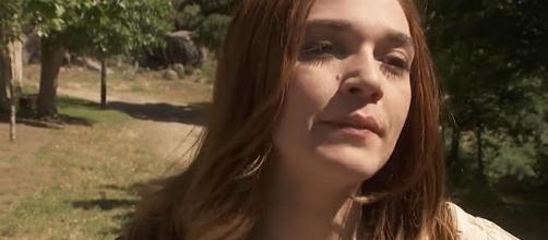Julieta, protagonista de 'Il Segreto'