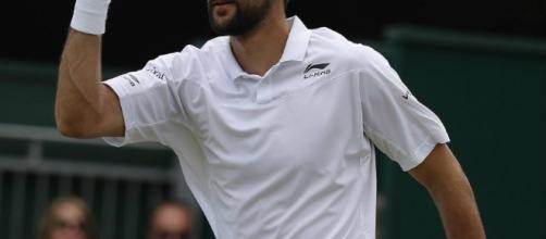 Marin Cilic è il primo finalista di Wimbledon 2017