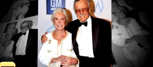 Marvel Legend Stan Lee's Wife Joan Dies at 93 Image Entertainment Tonight | Youtube