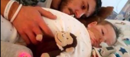 New York Hospital Offers to Treat British Baby With Rare Disease/ Photo via YouTube/Camila Abdo