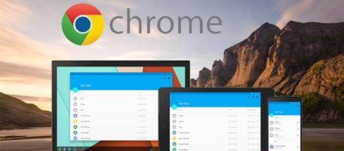 Google chrome Search result - [Image source: Pixabay.com]
