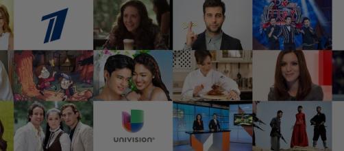 Series orientales y occidentales. Fuente: Univision.
