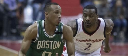 The Boston Celtics traded Avery Bradley to Pistons for Marcus Morris – Keith Allison via WikiCommons