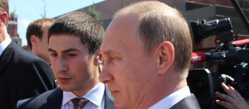 The Russian president Vladimir Putin.Photo https://pixabay.com/en/putin-policy-russia-government-892654/