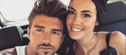Uomini e Donne: belle notizie per i fan di Andrea Damante e Giulia De Lellis ( Foto Instagram)