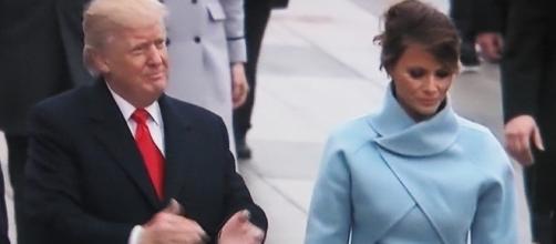 U.S President Donald Trump and First Lady Melania Trump (Photo Credit: Flickr.com)