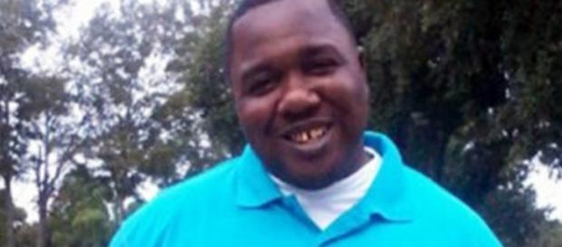 Alton Sterling was killed last year by two white policemen - Flickr/4WardEver Campaign UK
