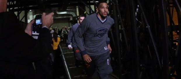 Andre Roberson will still play for the Oklahoma City Thunder - YouTube/Sports Illustrated