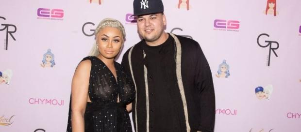 Blac Chyna filed for temporary restraining orders against Rob ... - go.com