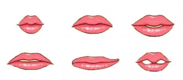 Confira o que seus lábios podem revelar sobre sua personalidade