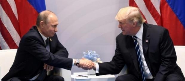 G20: Viril mais correct entre Trump et Poutine