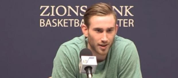 Gordon Hayward is willing to take a pay cut if it will help the Celtics -- Jared Thomas via YouTube