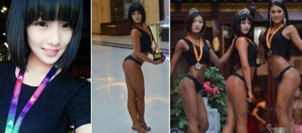 Mesmo em um país tão conservador, Gao Qian conseguiu mostrar o seu valor no concurso que elege o corpo mais bonito da China