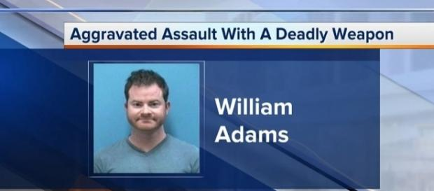 Photo William Adams screen capture from YouTube / WPTV News | West Palm Beach Florida