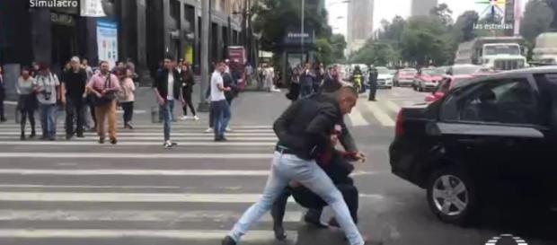 Realizan simulacro de secuestro en Centro Histórico de la Ciudad ... - televisa.com